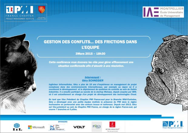 Conference Gestion des conflits